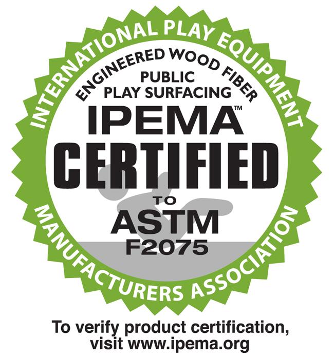 IPEMA Certification F2075